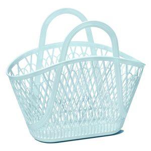 Sun Jellies Betty Basket - Blue
